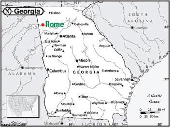 IP Rome Georgia