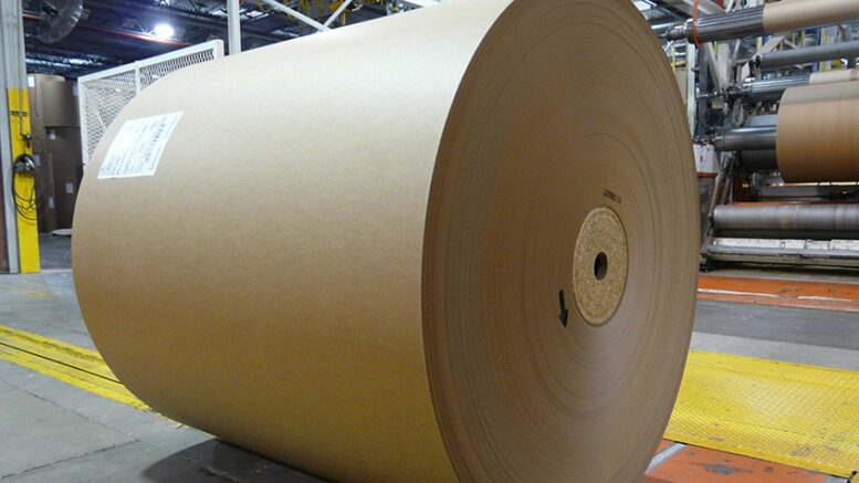 Uncoated Recycled Paperboard URB